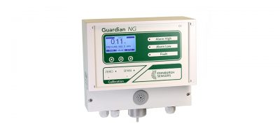 Guardian NG for CO2 Sensing in Nuclear Applications