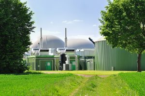 Biogas Plant for Anaerobic Digestion