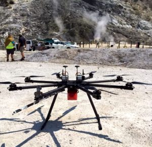 Drone Inspection for Gas Detection