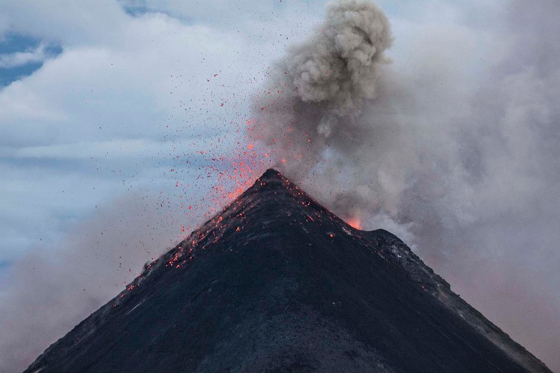 Monitoring volcanoes - why do people live near volcanoes?