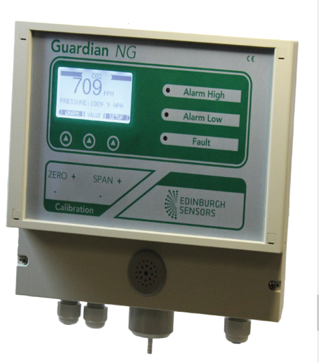Guardian NG for methane sensing for coal mining applications